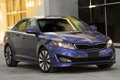 Pros and cons of the 2013 Kia Optima