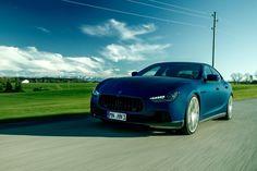 Novitec neemt Maserati Ghibli technisch en uiterlijk onder handen