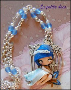 doll necklace
