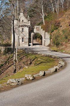 Porter's Lodge, Balllindaloch