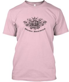 Ltd. Edition Home Beer Brewer's Tee