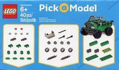 LEGO Set 53850002-1 Car - building instructions and parts list.