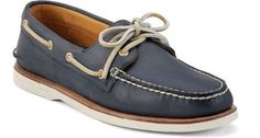 Shop Men's Gold Cup Authentic Original 2-Eye Boat Shoes   Sperry Top-Sider