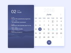 Calendar time arrangement by Charles