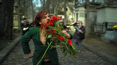 Holy Motors (2012, Leos Carax). What a great movie.