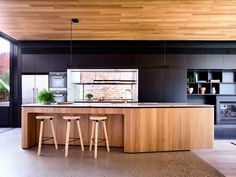 Gallery of North Melbourne Terrace / Matt Gibson Architecture + Design - 14 Home Decor Kitchen, Kitchen Furniture, Kitchen Design, Furniture Logo, Furniture Outlet, Luxury Furniture Brands, Affordable Furniture, Melbourne Architecture, Architecture Design