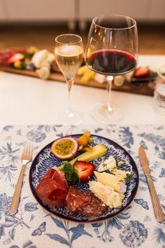 LCHF - Low Carb, Lågkolhydratkost Lillörda med ostbricka och torsdag på Slottet