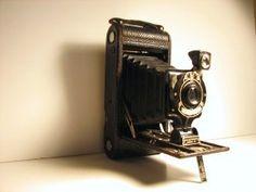 Old Accordion Camera
