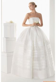 Robe de mariée Rosa Clara 172 Bremen 2013 White Wedding Gowns, Couture  Wedding Gowns, 3087a23568d4