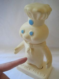 Pillsbury doughboy!