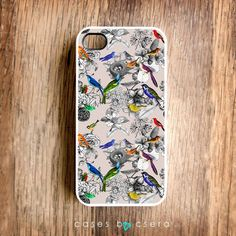 CYBER MONDAY Deals  iPhone 4 Case iPhone 4 Cover by casesbycsera, $17.99