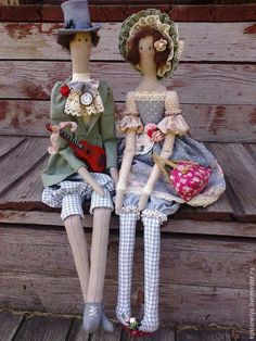 Best 11 Mimin Dolls: Mais Tildas by edith – SkillOfKing. Doll Clothes Patterns, Doll Patterns, Crochet Patterns, Handmade Soft Toys, Creative Textiles, Baby Sewing Projects, Sewing Dolls, Soft Dolls, Diy Doll