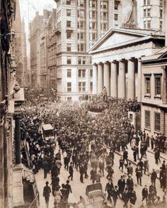 RS Notícias: Crise financeira de 1907