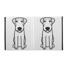 Shop for Dog iPad cases and covers for the iPad Pro or Mini. No matter which iteration you own we have an iPad case for you! German Wirehaired Pointer, Pointer Dog, Cartoon Dog, Russell Terrier, Terrier Dogs, Pointers, Ipad Case, Snoopy, Cover