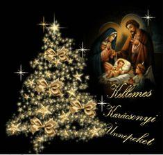 Kellemes Karácsonyi Ünnepeket Merry, Christmas Tree, History, Holiday Decor, Poster, Teal Christmas Tree, Historia, Xmas Trees, Christmas Trees