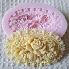 Beautiful Flower Mold Miniature Resin Mold Cake by ColorfulDIY, $5.99