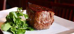 The Old Homestead Steakhouse  Dica: melhor hambúrguer dos EUA feito de carne Kobe. $41