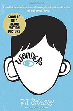 How One Unkind Moment Gave Way To 'Wonder' I just finished reading this for a Mother/Son book club with Isaac, and I was really impressed. I couldn't put the book down yesterday and I haven't been able to stop thinking about it. Ya Books, Great Books, Books To Read, Nicholas Sparks, Wonder Book Quotes, Ya Novels, Make You Cry, Thing 1, Chapter Books