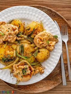 Quiche Lorraine, Nasi Goreng, Shrimp, Falafel, Meat, Chicken, Kitchen, Recipes, Food