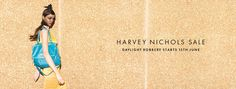 Harvey nichols : Stocking