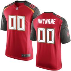 Tampa Bay Buccaneers Custom NFL Jersey STITCHED LETTER NUMBER Listing in  the NFL 200bdf52a