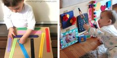 DIY Busy Board Ideas To Keep Your Busy Toddler... Busy