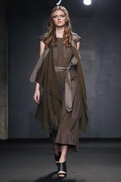 Atsuro Tayama Ready To Wear Spring Summer 2016 Paris - NOWFASHION