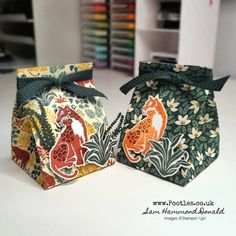 3d Paper Crafts, Diy Crafts, 3d Craft, Candy Favors, Treat Holder, Stamping Up, Gift Bags, 3 D, Craft Projects