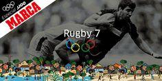 El análisis del Rugby a 7 en los Juegos Olímpicos de Río 2016. Sigue lo mejor de…