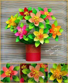 Happy Birthday bouquet by ~el-ruben on deviantART