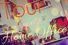 Sentido Contrário | Laly Oliveira: TV SC: Tour pelo meu Home Office