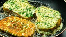 Tartine calde gata în doar 5 minute! O gustare extraordinară pentru toată familia. - savuros.info Sandwiches, Tasty Dishes, Salmon Burgers, Baked Potato, Snacks, Dinner, Ethnic Recipes, Beverages, Foods