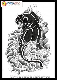 400_black-panther-by-terryrism-1312577076.jpg (400×565)