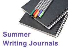 A summer writing journal is a thoughtful gift for students that encourages writing all summer long! Find more ideas in our Top 10 End-of-Year Gifts for Students Slideshow: https://www.teachervision.com/end-of-year-gifts-for-students/74928.html