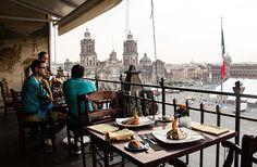 30% de Descuento en tu consumo de alimentos y bebidas en la TERRAZA DEL GRAN HOTEL CIUDAD DE MÉXICO #Descuentos #Restaurantes