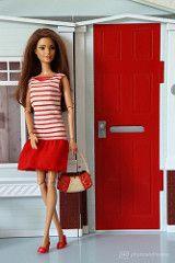 rachel & the red door