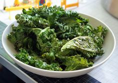 Kale Chips - Kale Heaven!