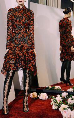 Sandra Mansour Look 10 on Moda Operandi