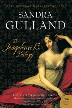 The Josephine B. Trilogy - Sandra Gulland. Basically my favorite books of all time! Historical fiction at it's very best. Gulland had me hooked! The story of Josephine Bonaparte's life, told from her perspective, through her personal journal.