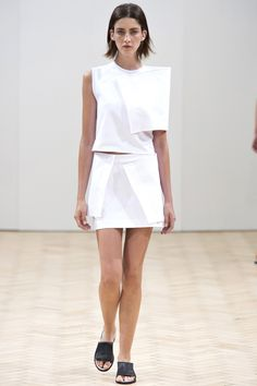 J.W. Anderson Spring 2014 RTW - Review - Fashion Week - Vogue
