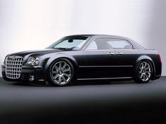 Chrysler - 300C -2008.