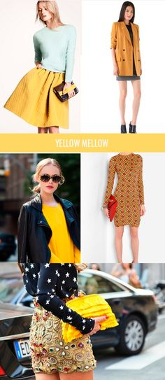 "They call it Mellow Yellow! Style By Lu - Style By Lu - For Fashion's Sake | Blog - The ""IT"" Colour Right Now!"