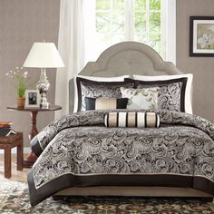 Buy Madison Park Wellington 6 pc Paisley Duvet Set & Accessories today at jcpenneycom You deserve great deals and weve got them at jcp!