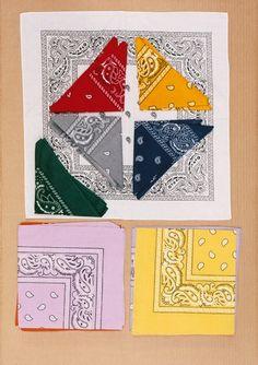 Annette Kelm Untitled (Cardboard Paisley, Close Up), 2013