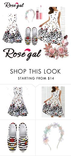 """""""Sweety look"""" by amela83 ❤ liked on Polyvore featuring BP., Monsoon and Charlotte Russe"""