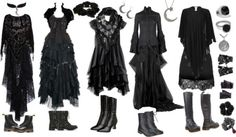 Dark Mori & Strega Fashion