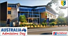 Meet Southern Cross University, Australia on 17th July 2018 from 1.00 pm to 3.00 pm at Krishna Consultants, I.T Park, Nagpur !!  Free Registration: https://bit.ly/2JpbLuI  Popular Programs -Business & government -Criminology & Law -Education -Engineering & Information Technology -Environment, planning & architecture -Health -Humanities & languages -Music -Science & aviation -Visual & creative arts -Intakes: March, July & October