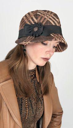 Grace Cloche Style Hats - Pandemonium Hats