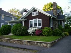 Curb Appeal Retro Style