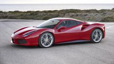 Check out the new 2016 Ferrari 488 GTB. BASE PRICE: $242,737 DRIVETRAIN: 3.9-liter twin-turbocharged V8, RWD, seven-speed dual-clutch automatic OUTPUT: 660 hp at 8,000 rpm, 560 lb-ft at 3,000 rpm CURB WEIGHT: 3,252 lb 0-60 MPH: 2.9 seconds (mfr) FUEL ECONOMY: 20 mpg combined (est)   Read more: http://autoweek.com